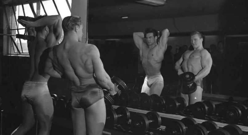 Steve Reeves and Alan Stephan