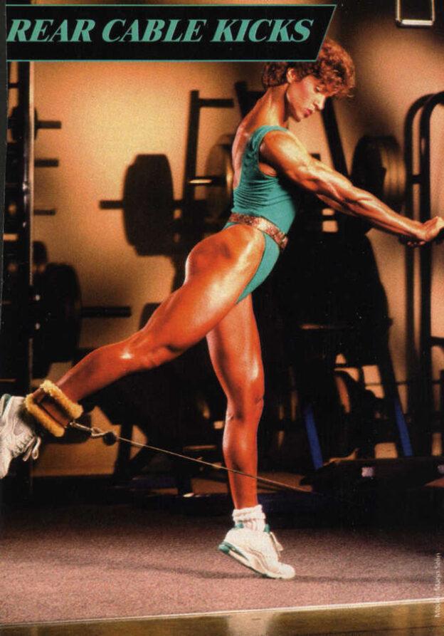 Marjo Selin Training