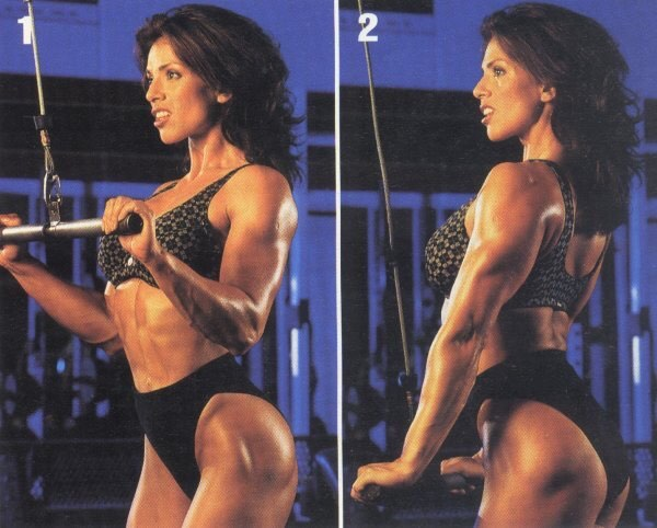 Sharon Bruneau Training
