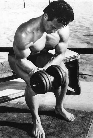 Steve Reeves Training part 2