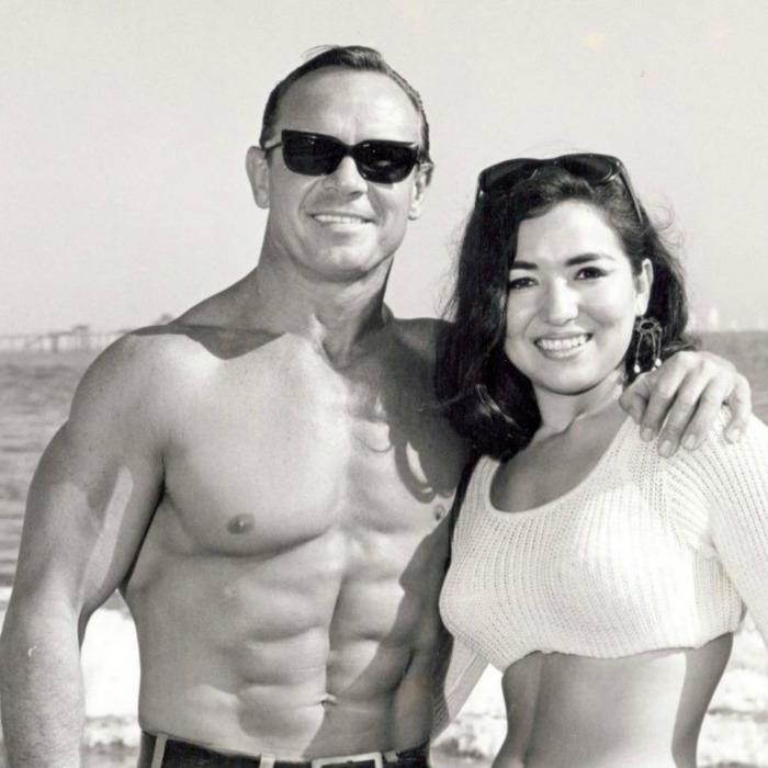 Irvin Zabo Koszewski and Lydia Tack Posing