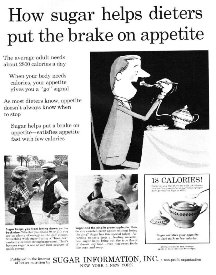 Vintage Sugar Advertisement 30