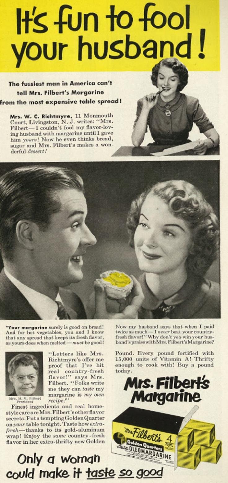 Mazola Marketing Advertisement 1