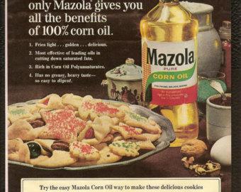 Mazola Marketing Advertisement 10