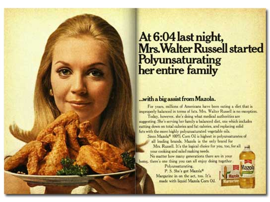Mazola Marketing Advertisement 2