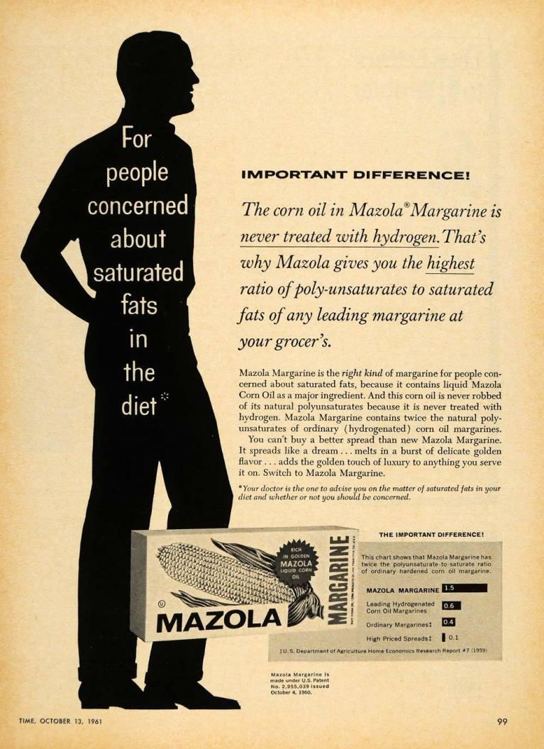 Mazola Marketing Advertisement 22