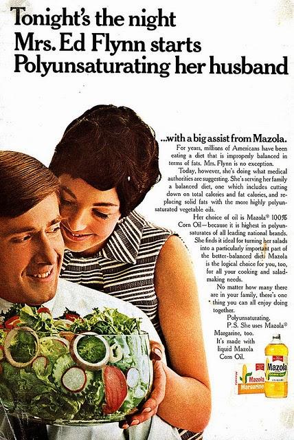 Mazola Marketing Advertisement 6