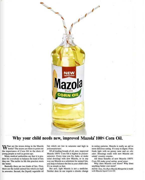 Mazola Marketing Advertisement 7