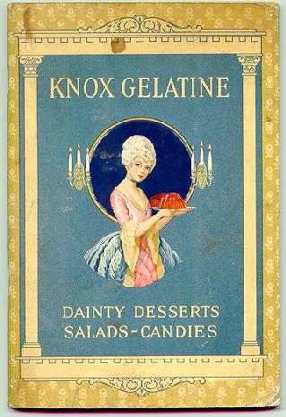 Gelatin Advertisement 16 Knox Gelatin