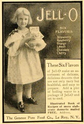Gelatin Advertisement 32 Jell O Gelatin