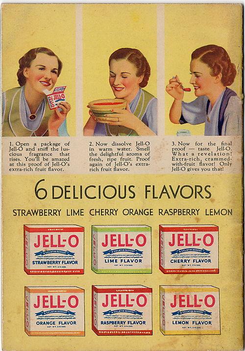 Gelatin Advertisement 46 Jell O Gelatin