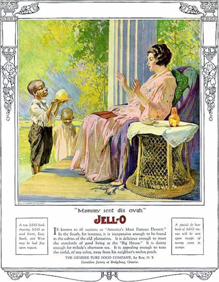 Gelatin Advertisement 51 Jell O Gelatin