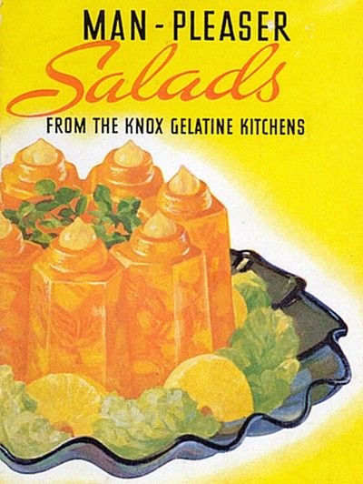 Gelatin Advertisement 9 Knox Gelatin