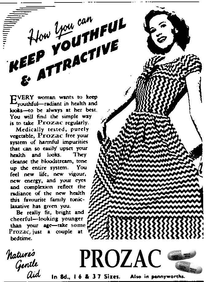 Prozac Advertisement 4