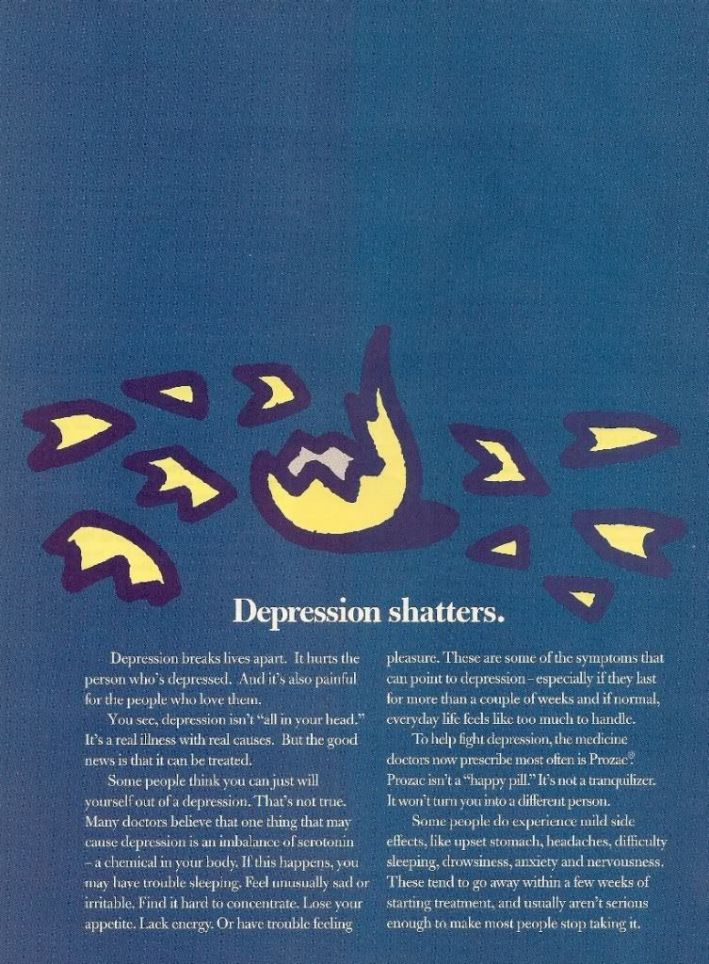 Prozac Advertisement 8 Part 1