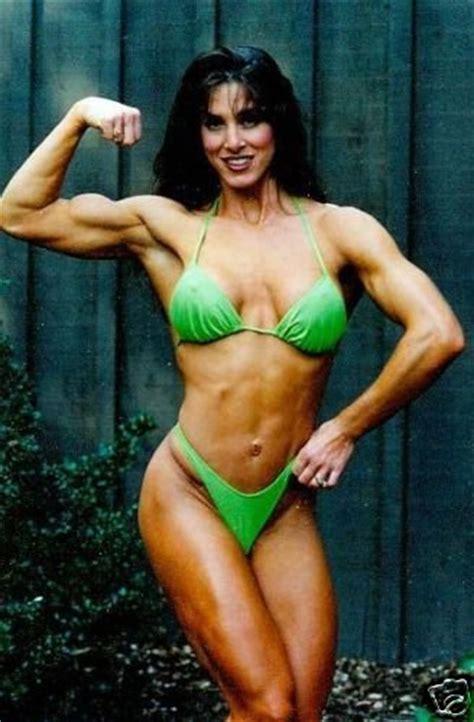 Michelle Bellini Posing