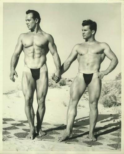 Irvin Zabo Koszewski and Al Hazan Posing