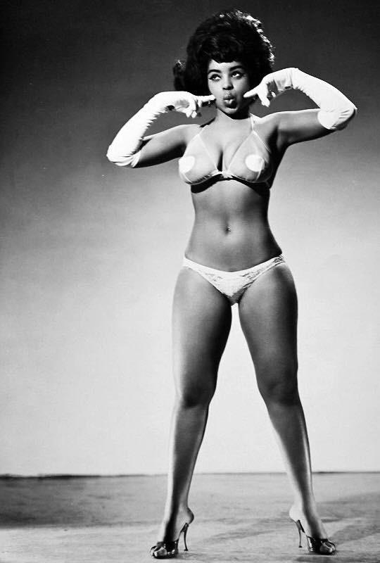 Mary Elizabeth Thompson Posing