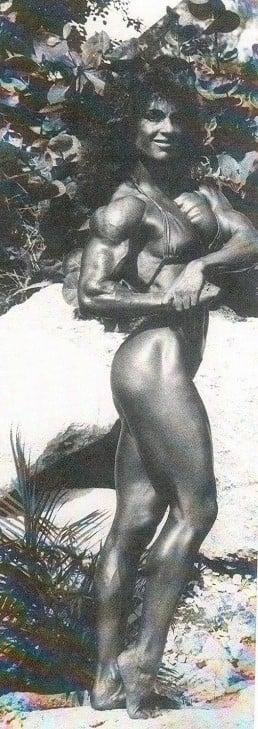 Cathey Palyo Posing