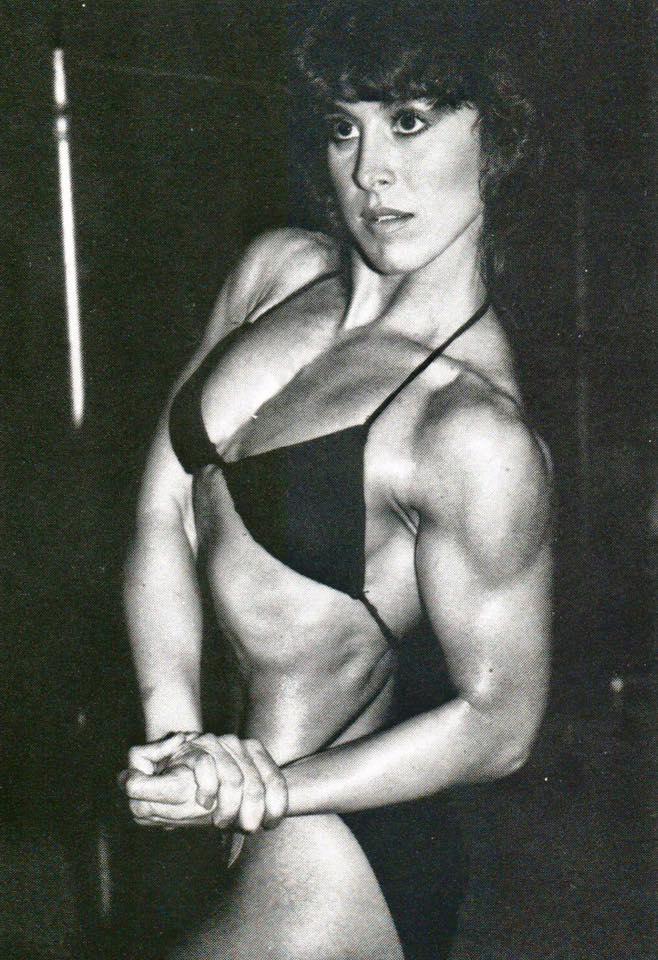 Colette Michelland Posing
