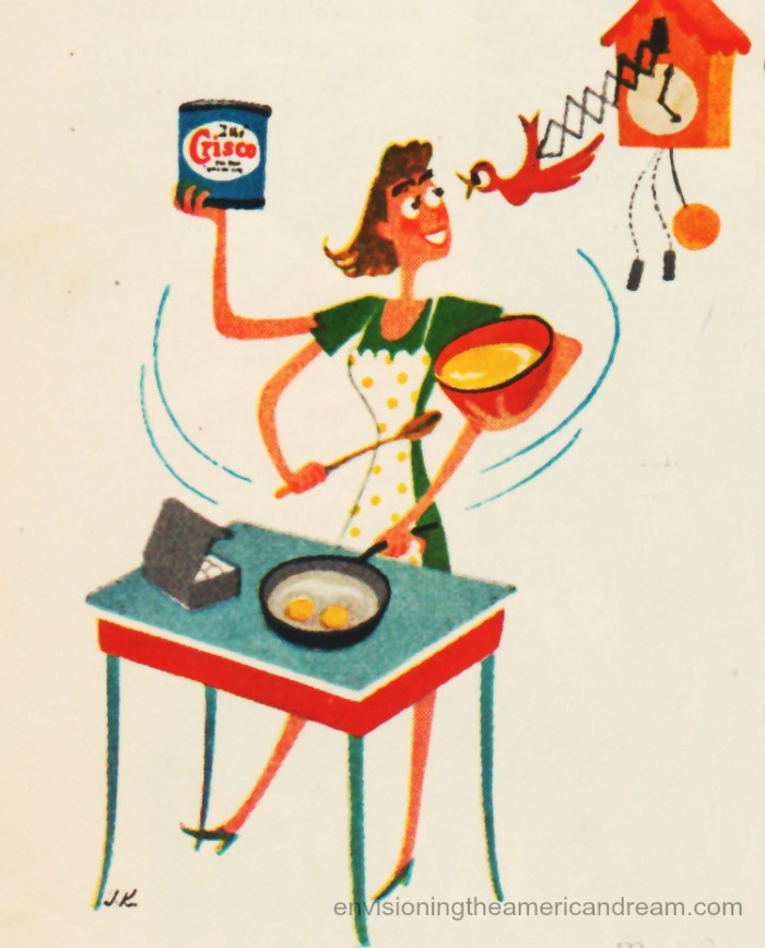 Crisco Advertisement