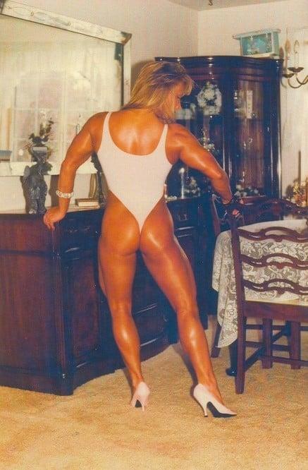 Sharon Marvel Posing