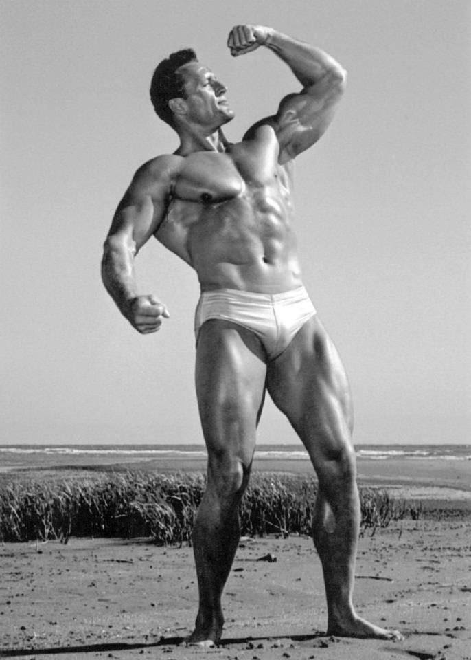 Clarence Clancy Ross Posing