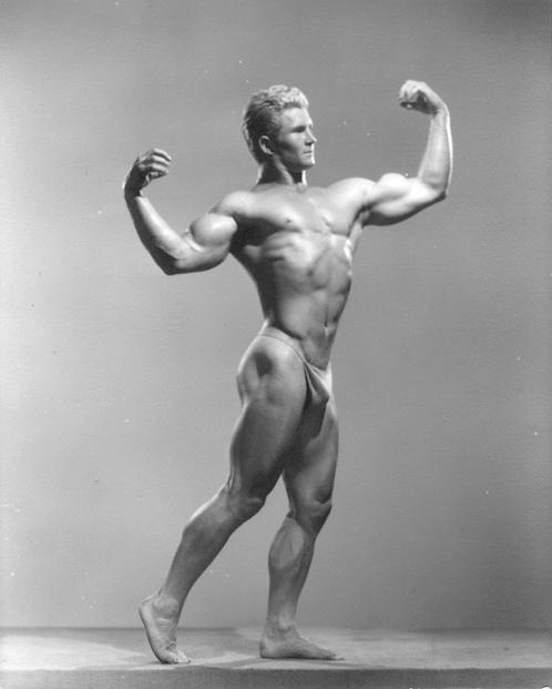 Eric Pedersen Posing part 3