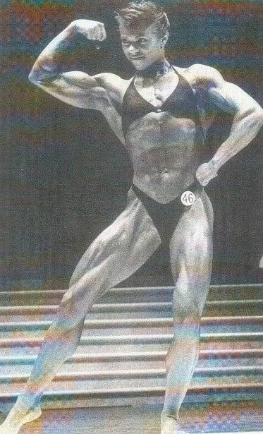 Negrita Jayde Posing
