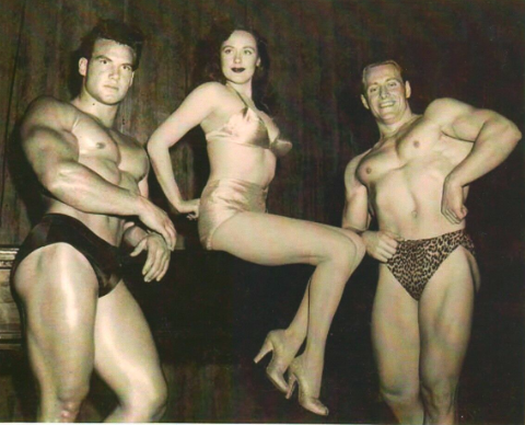 Steve Reeves, Val Njord, and Alan Stephan