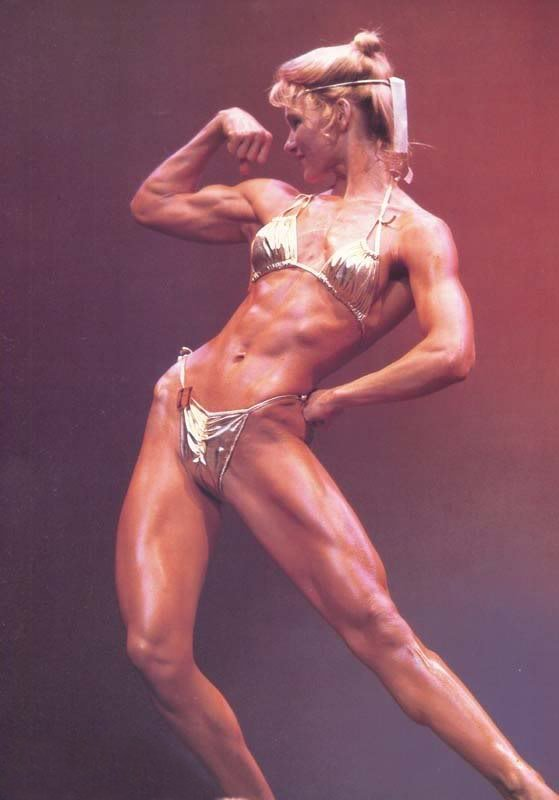 Shelley Gruwell Posing