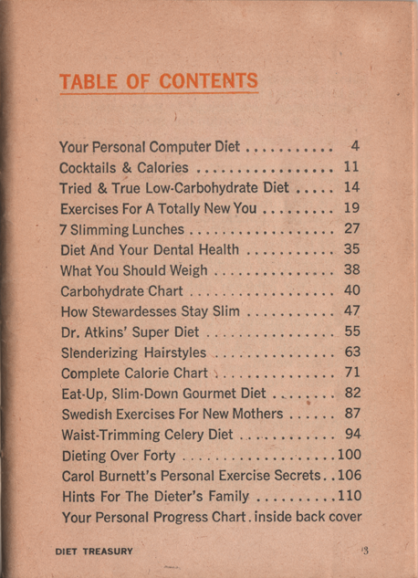03 Diet Treasury 1970
