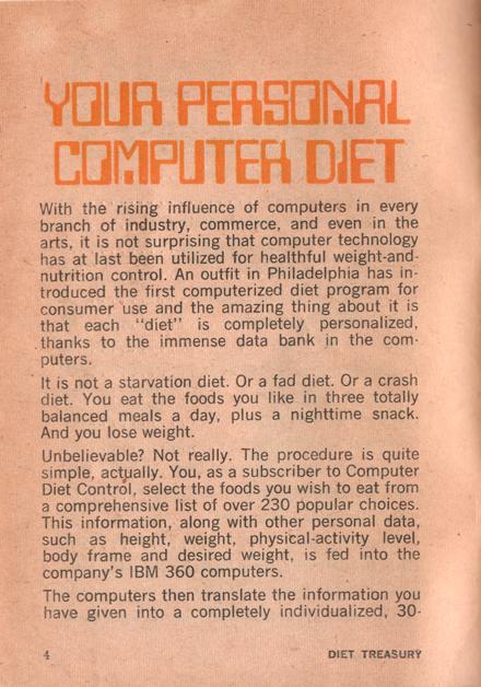 04 Diet Treasury 1970