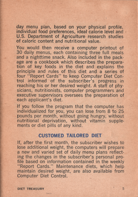 05 Diet Treasury 1970
