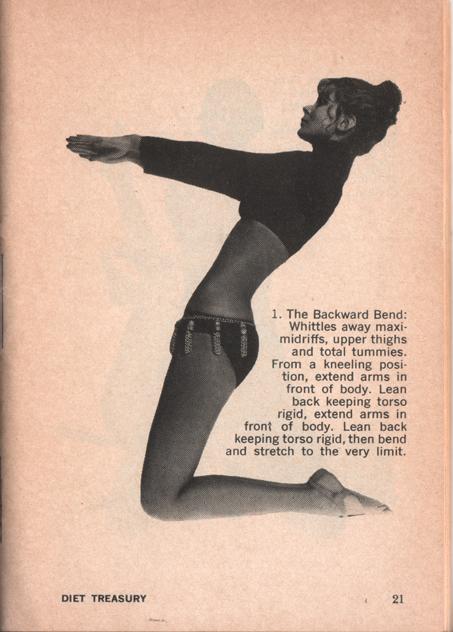 10 Diet Treasury 1970