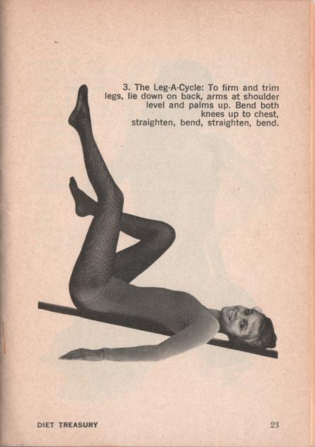 12 Diet Treasury 1970