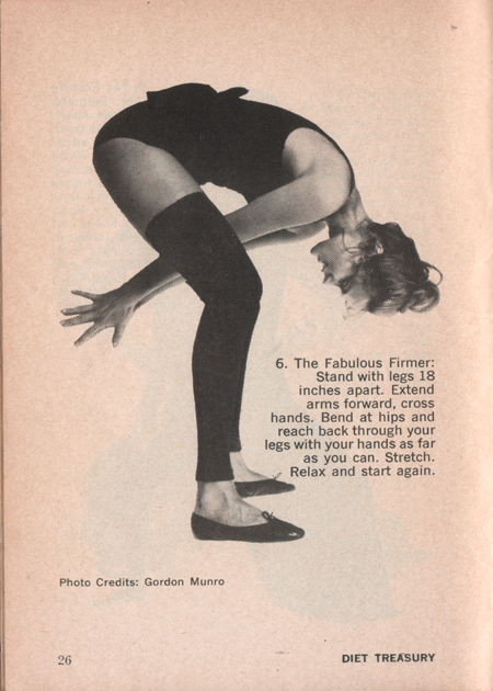 15 Diet Treasury 1970