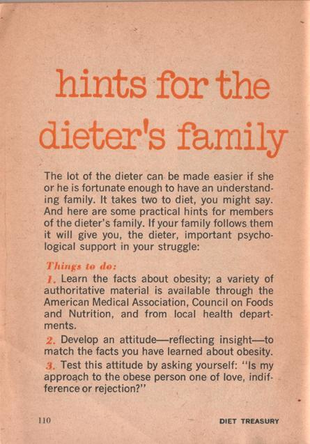 23 Diet Treasury 1970