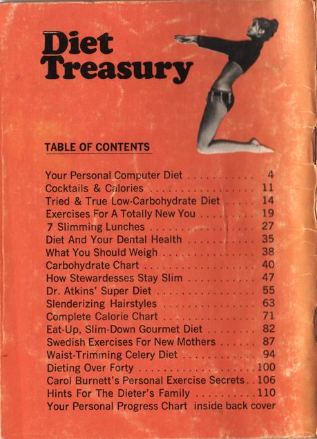 27 Diet Treasury 1970