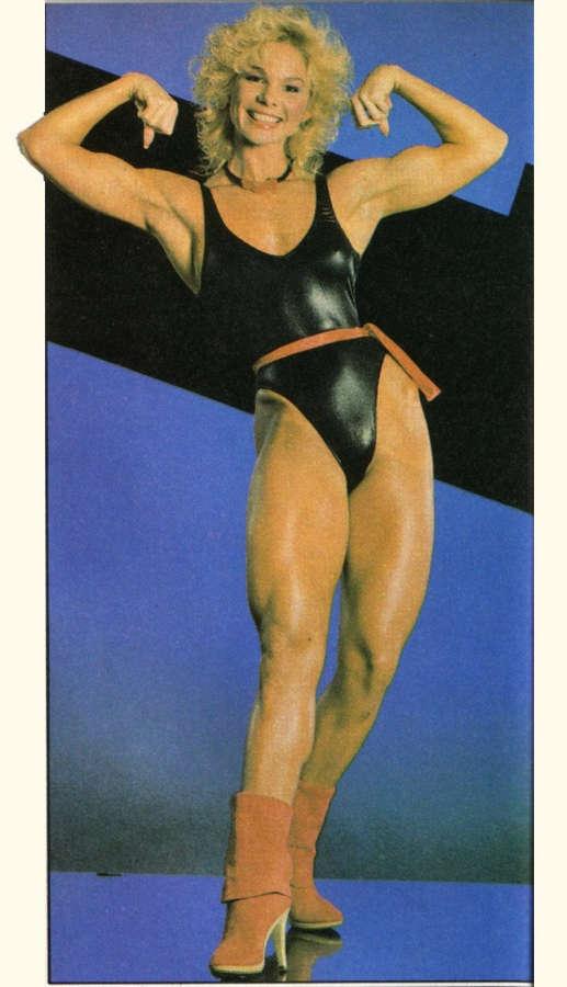 Shelley Gruwell Posing