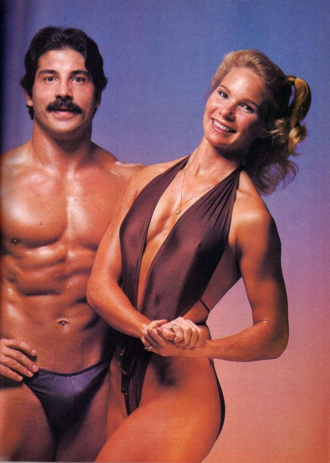Shelley Gruwell and Ray Mentzer Posing