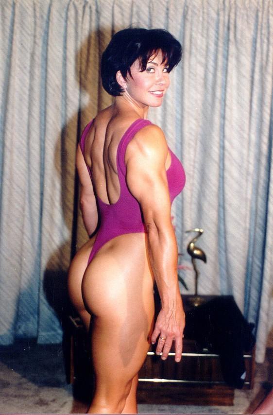 Janice Ragain Posing