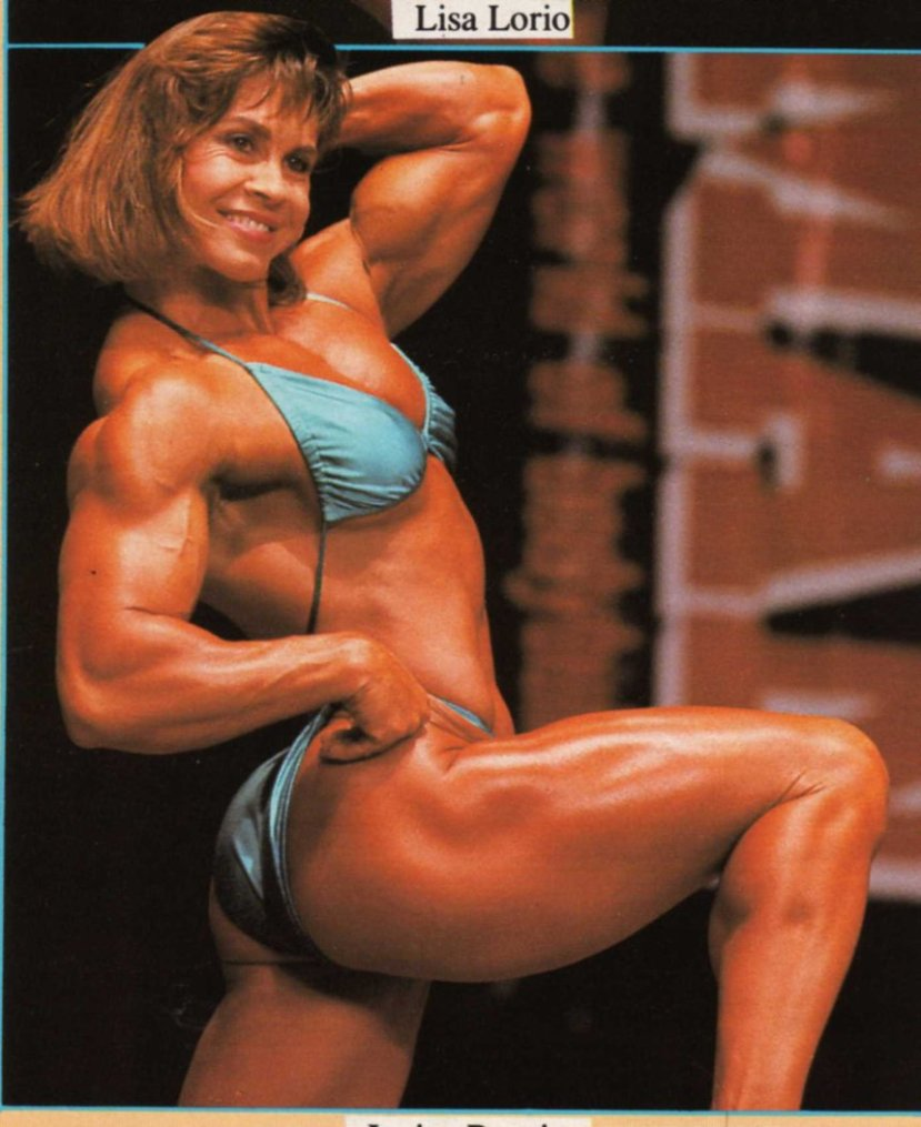 Janice Ragain Posing part 2
