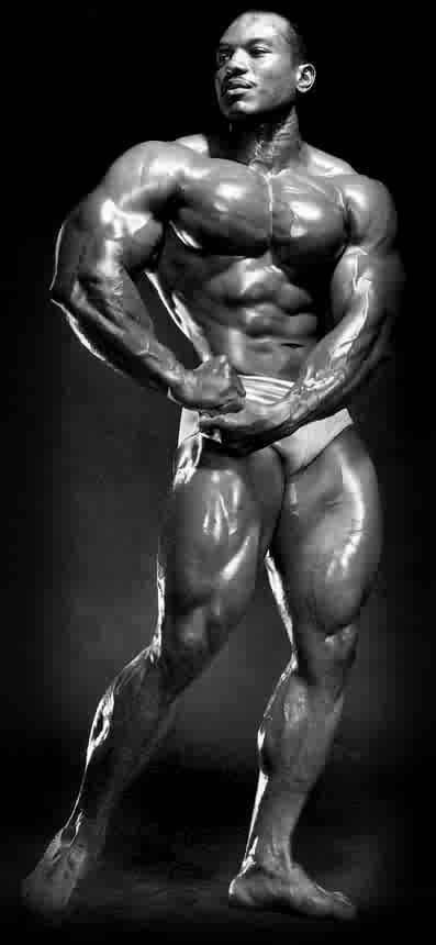 Sergio Oliva Posing part 17