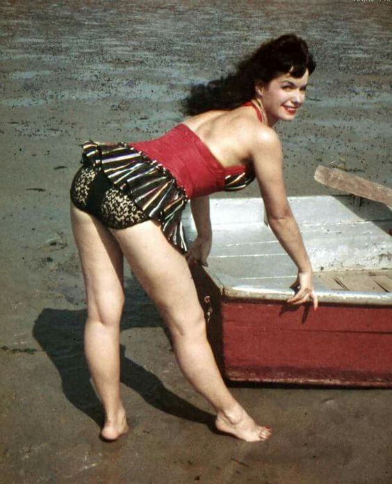 Bettie Mae Page Posing part 8