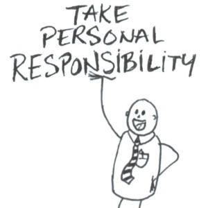 Chris Mower Take Personal Responsibility