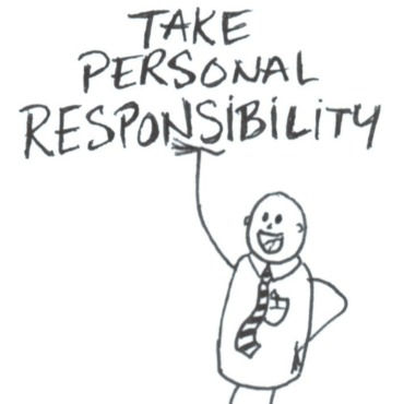 Chris Mower Take Personal Responsibility