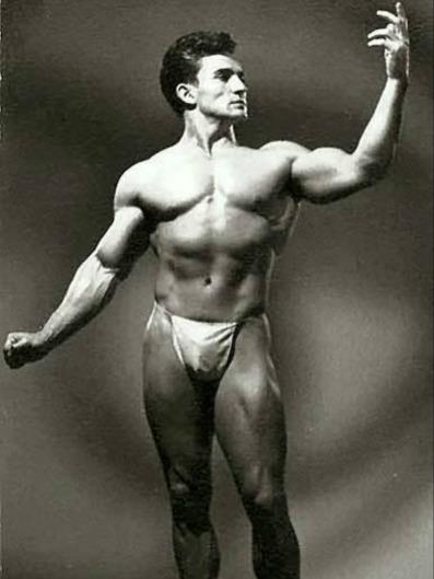 Andrew Salvador Posing