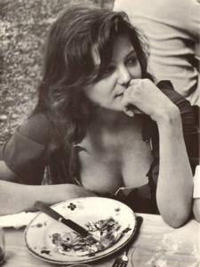 Claudia Cardinale 1963