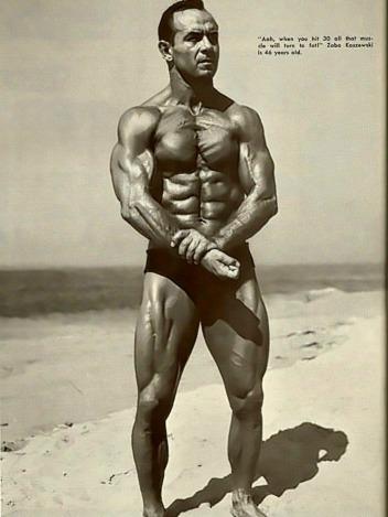 Irvin Zabo Koszewski Posing